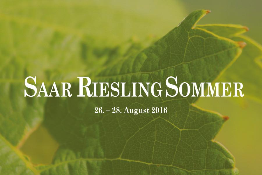 Sommer – Sonne – Saarweine