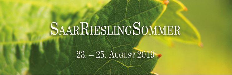 Saar Riesling Sommer 2019